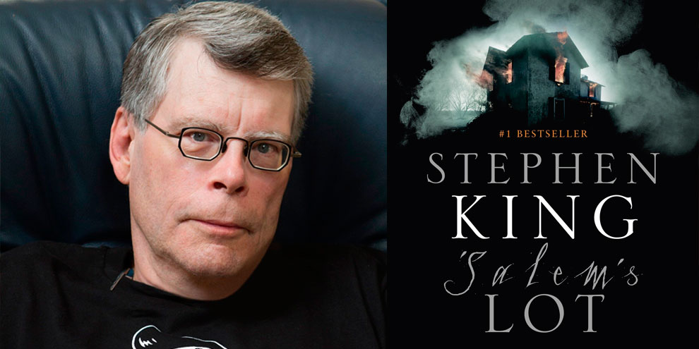 Salem's Lot: livro vampírico de Stephen King será adaptado por James Wan