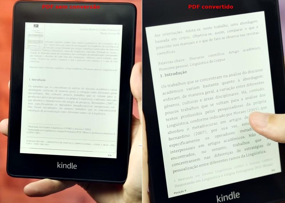 Review Amazon Kindle Paperwhite (2018/2019): melhorado e à