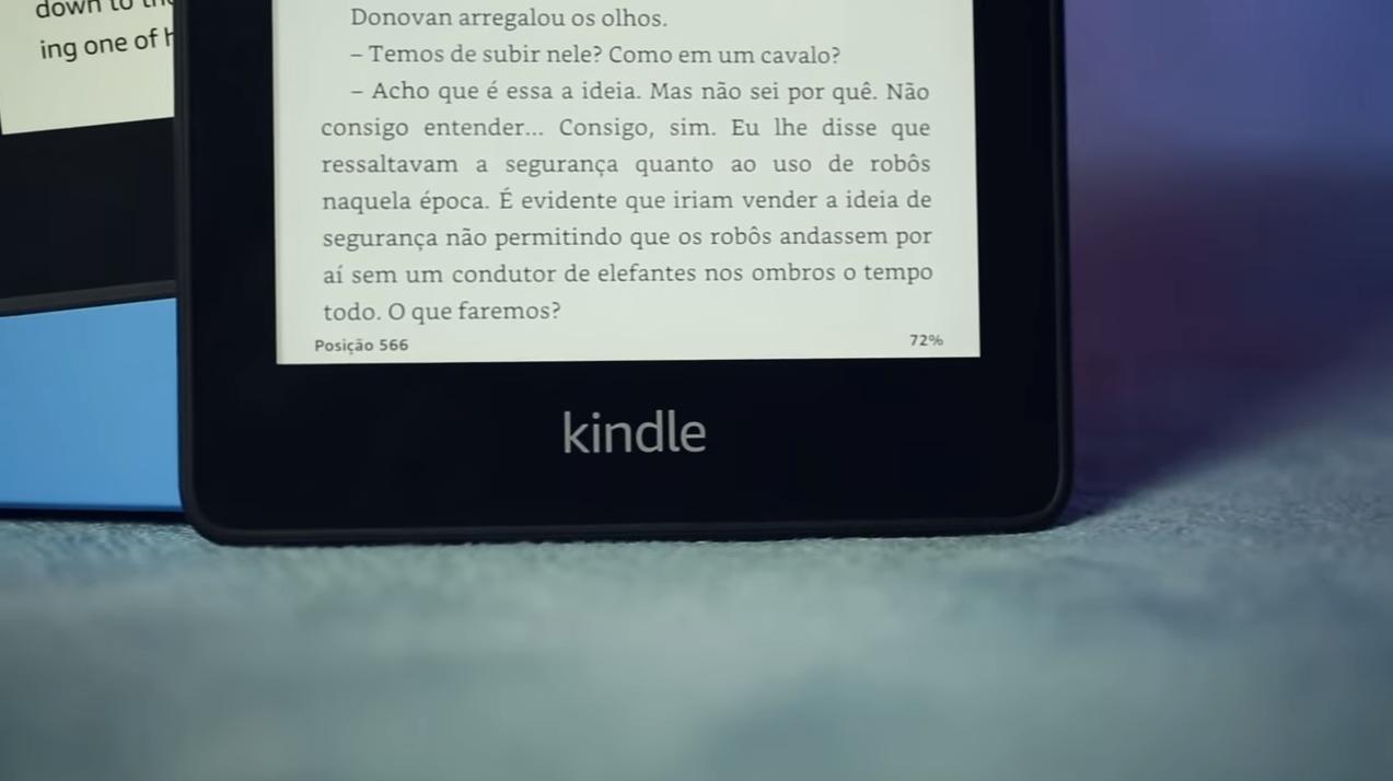Review Amazon Kindle Paperwhite (2018/2019): melhorado e à prova-d
