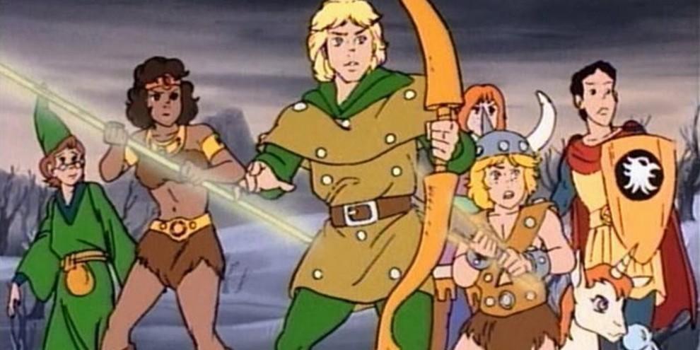 As 45 melhores séries de animação de todos os tempos