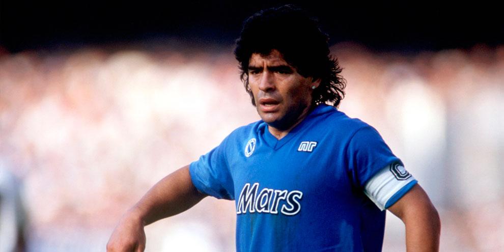 HBO adquire direitos de documentário sobre Diego Maradona