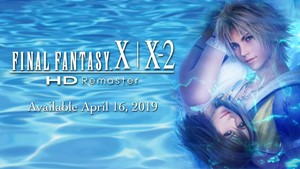 Final Fantasy X/X-2 HD Remaster [Switch]