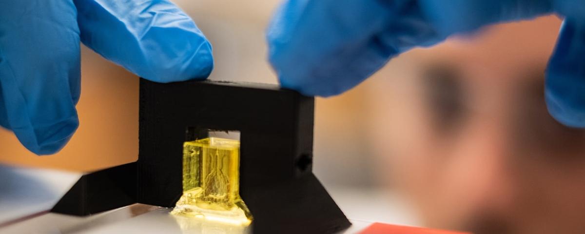 Imagem de: Pesquisadores criam tecidos humanos sintéticos com impressora 3D