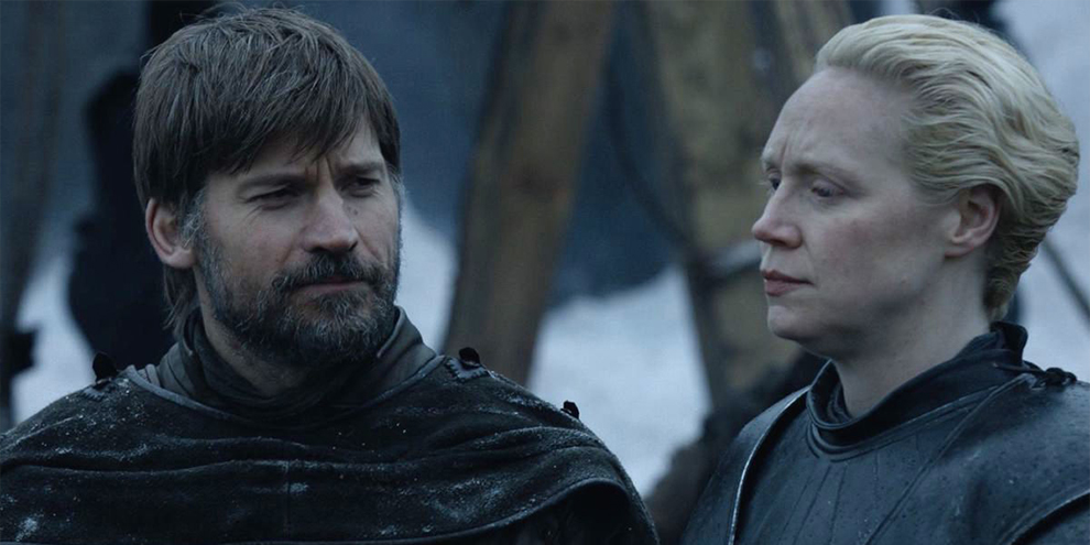 Game of Thrones: atriz comenta relação de Brienne e Jaime no episódio 8x04