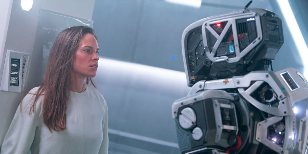 Hillary Swank será uma astronauta em nova série da Netflix