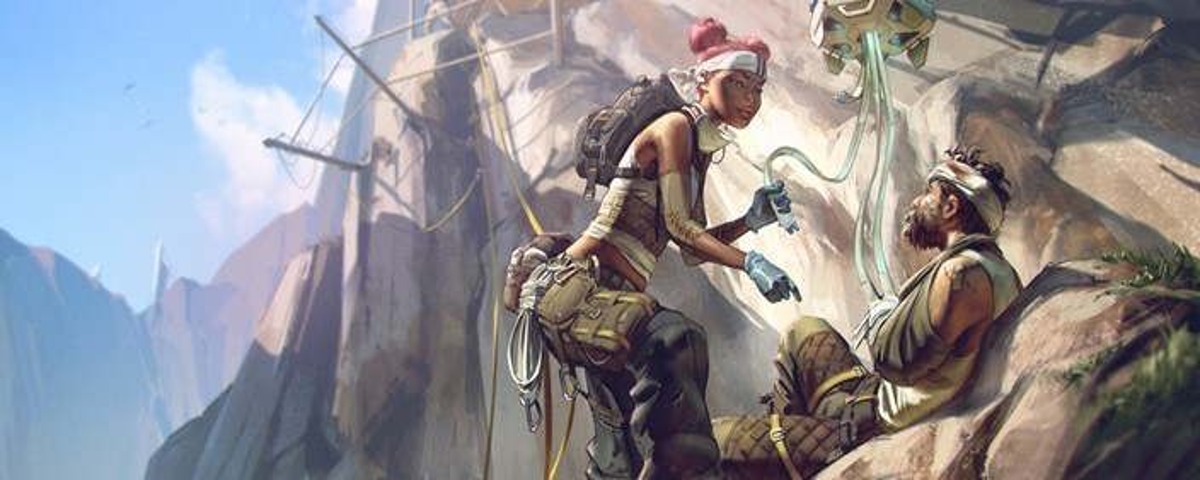 Respawn verbietet jeden, der in Apex Legends-Spielen inaktiv ist