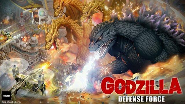 Godzilla Defence Force é o game mobile para defender Tokyo dos kaijus