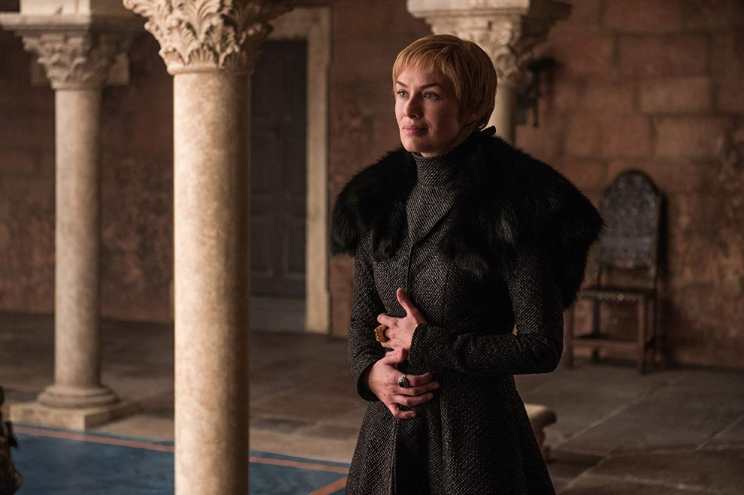 Lena Headey, a Cersei, comenta batalha final de Game of Thrones