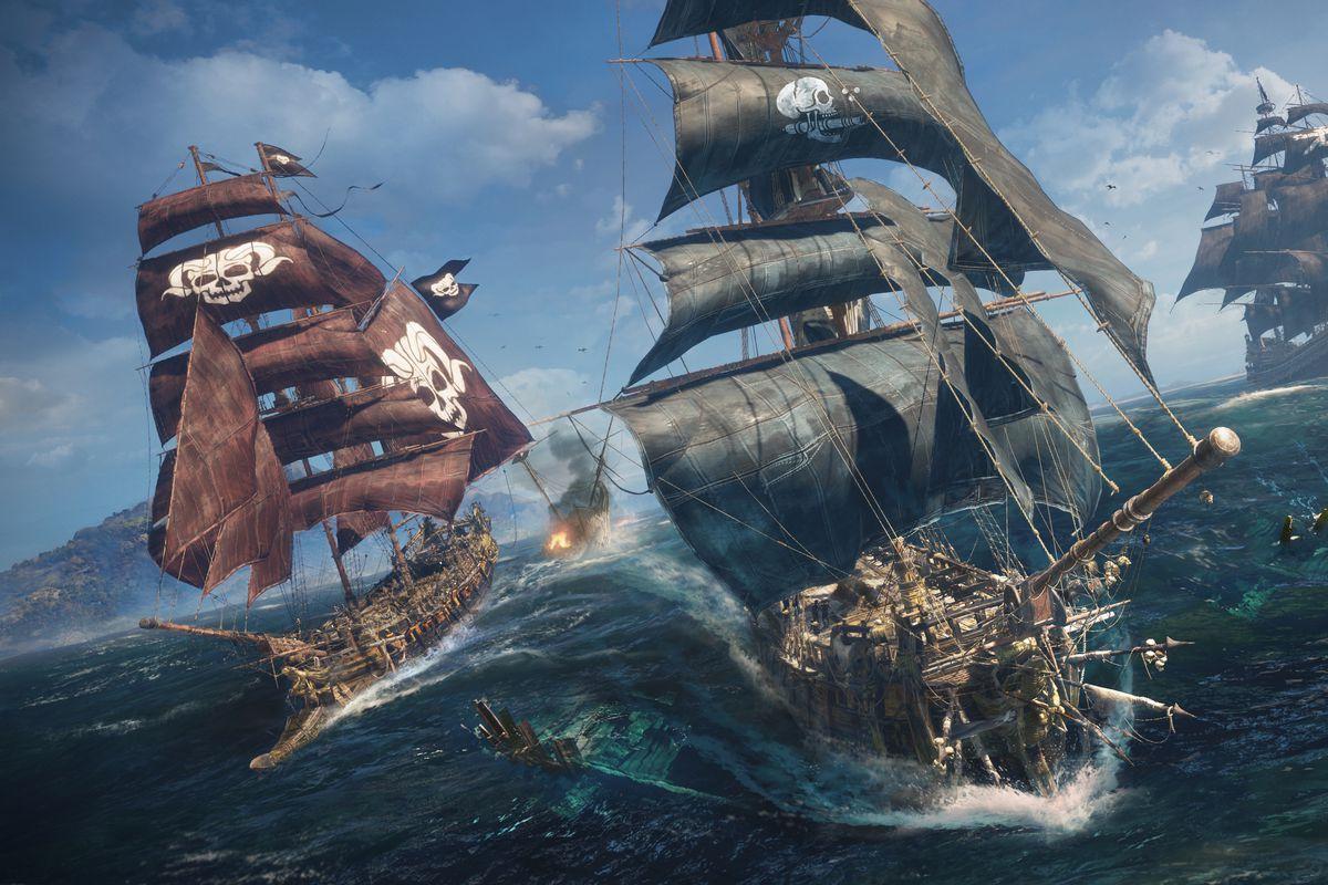 Skull & Bones é adiado novamente e Ubisoft tem 3 games AAA não anunciados    Voxel