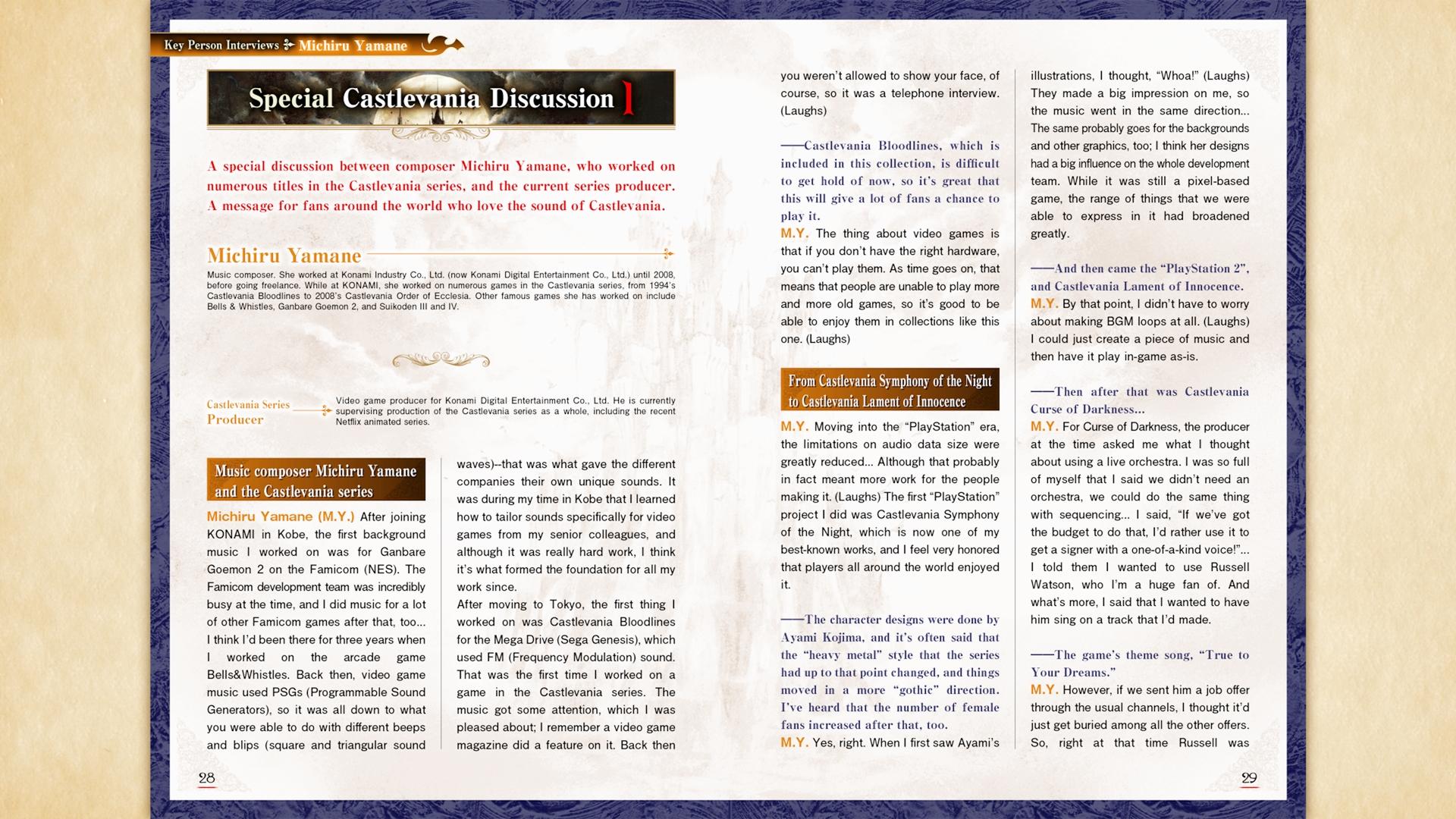 Castlevania Anniversary Collection não é perfeito, mas é um ótimo combo