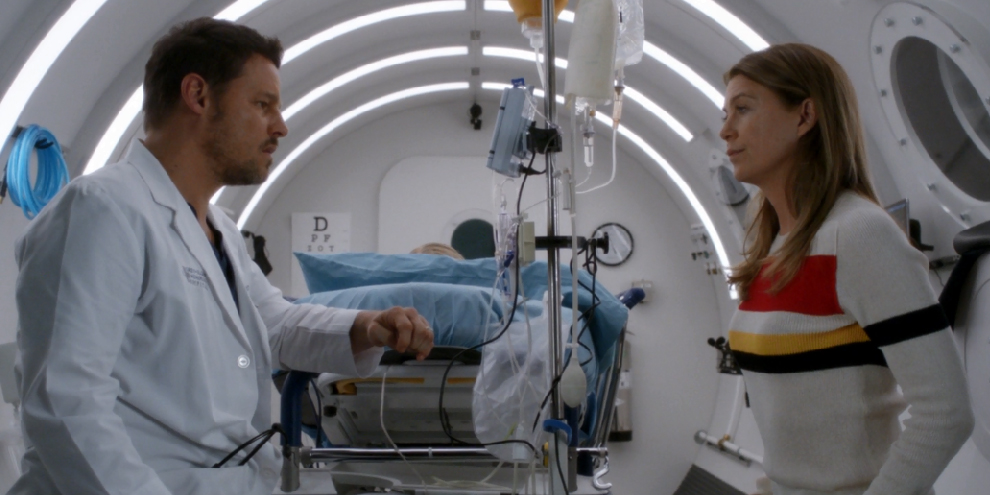 Grey's Anatomy: Meredith põe tudo a perder no final da 15ª temporada recap