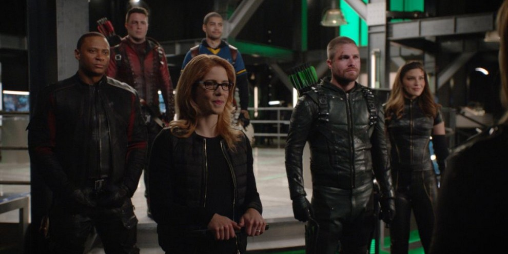 Arrow: despedidas e mistérios a resolver no fim da 7ª temporada spoilers