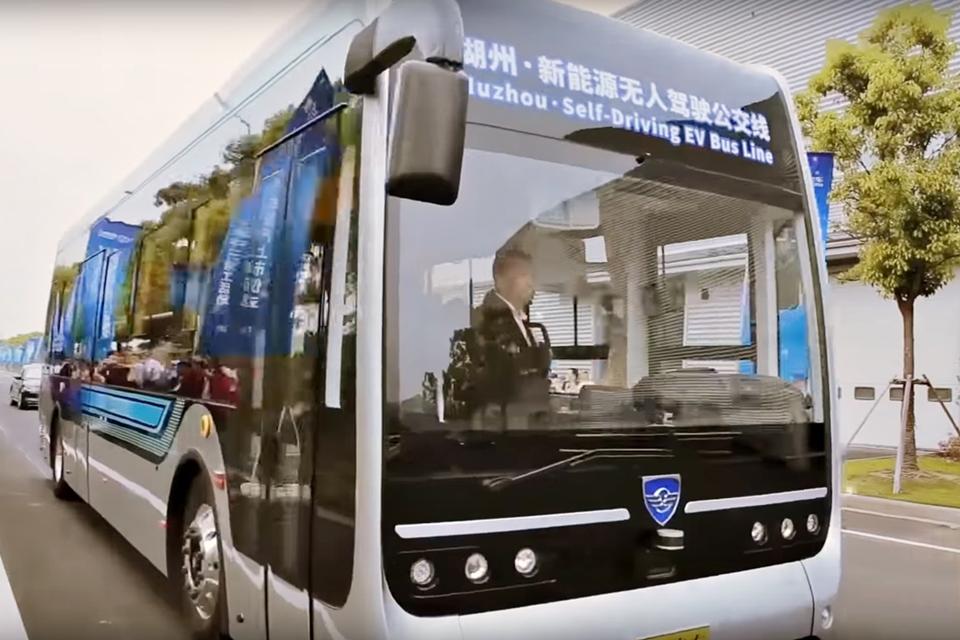 Busão inteligente: Curitiba testa tecnologia para ônibus autônomos