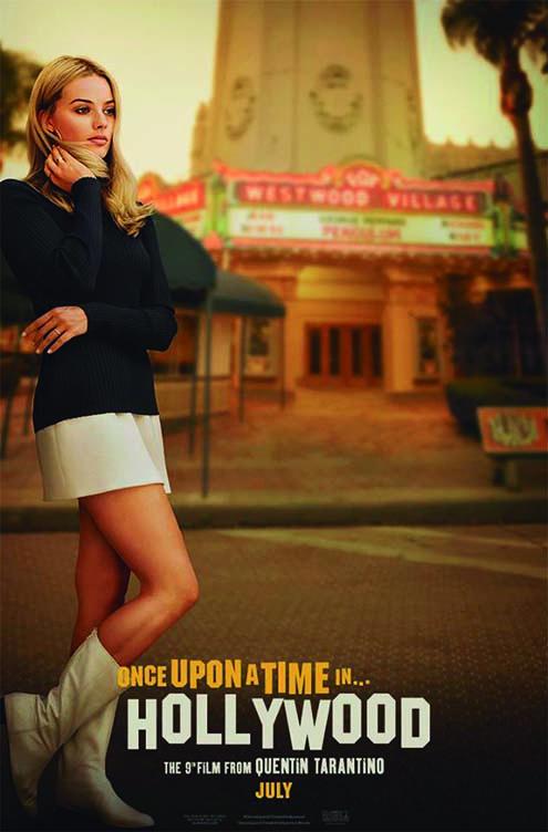 Novo filme de Tarantino repercute bem em première na França