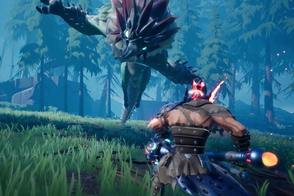 Em menos de uma semana, Dauntless chega a 5 milhões de jogadores - Voxel