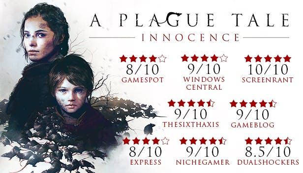 notas/review de A Plague Tale Innocence