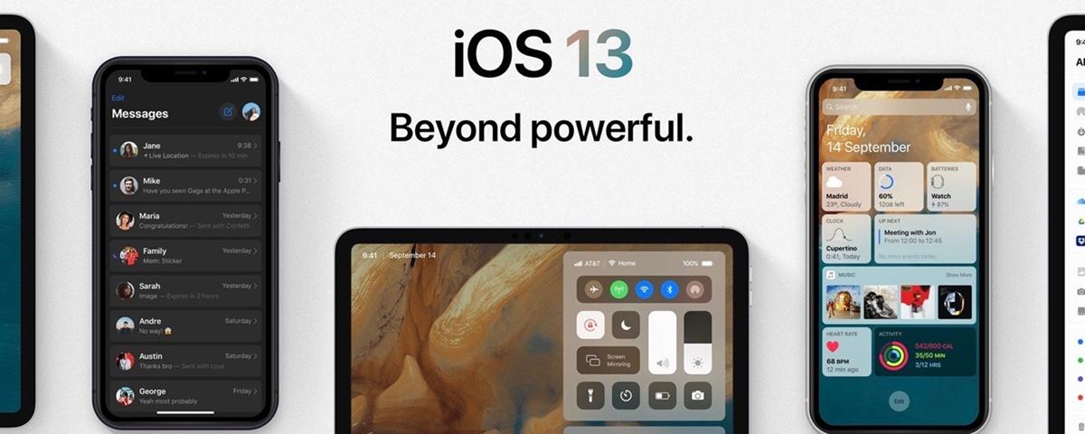 Imagem de: Conceito do iOS 13 antecipa recursos que a Apple deve mostrar no WWDC