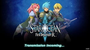 Star Ocean: The First Departure R