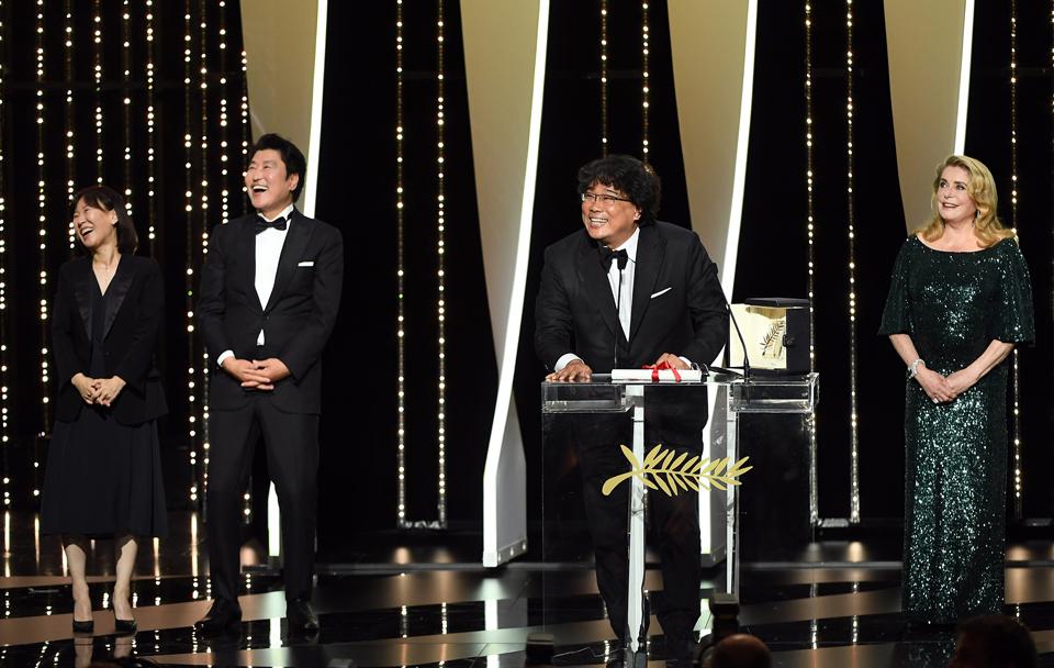 Filme coreano leva a Palma de Ouro no Festival de Cannes