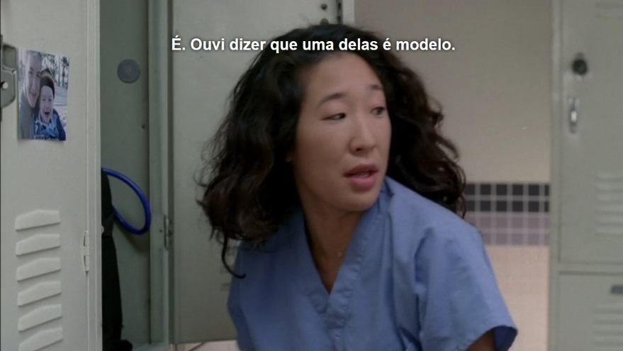 5 anos sem Cristina Yang em Grey