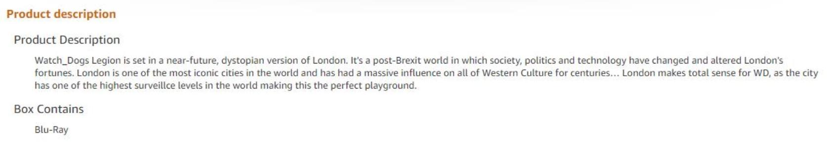 Watch Dogs Legion vaza antes da E3: é em Londres e qualquer NPC é jogável