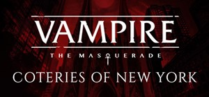 Vampire the Masquerade — Coteries of New York
