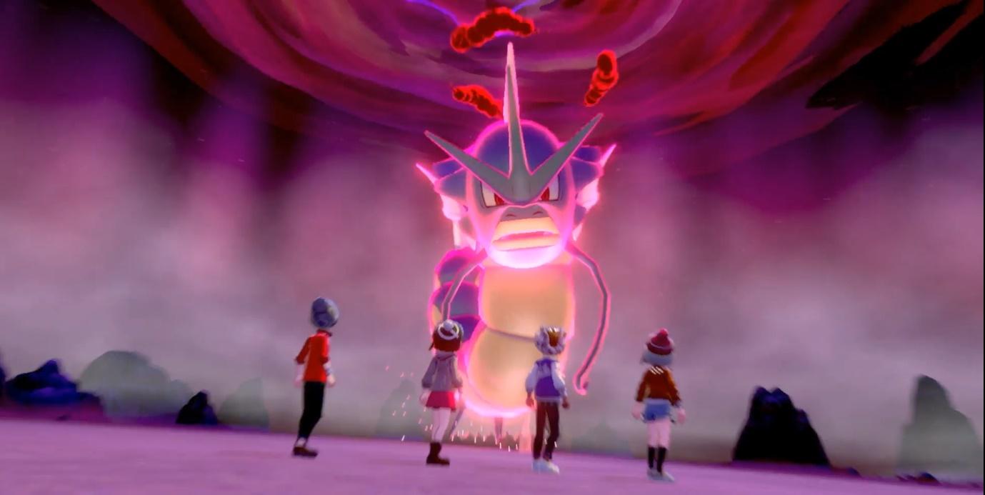 Pokémon Sword & Shield tem criaturas gigantes e ganha data oficial