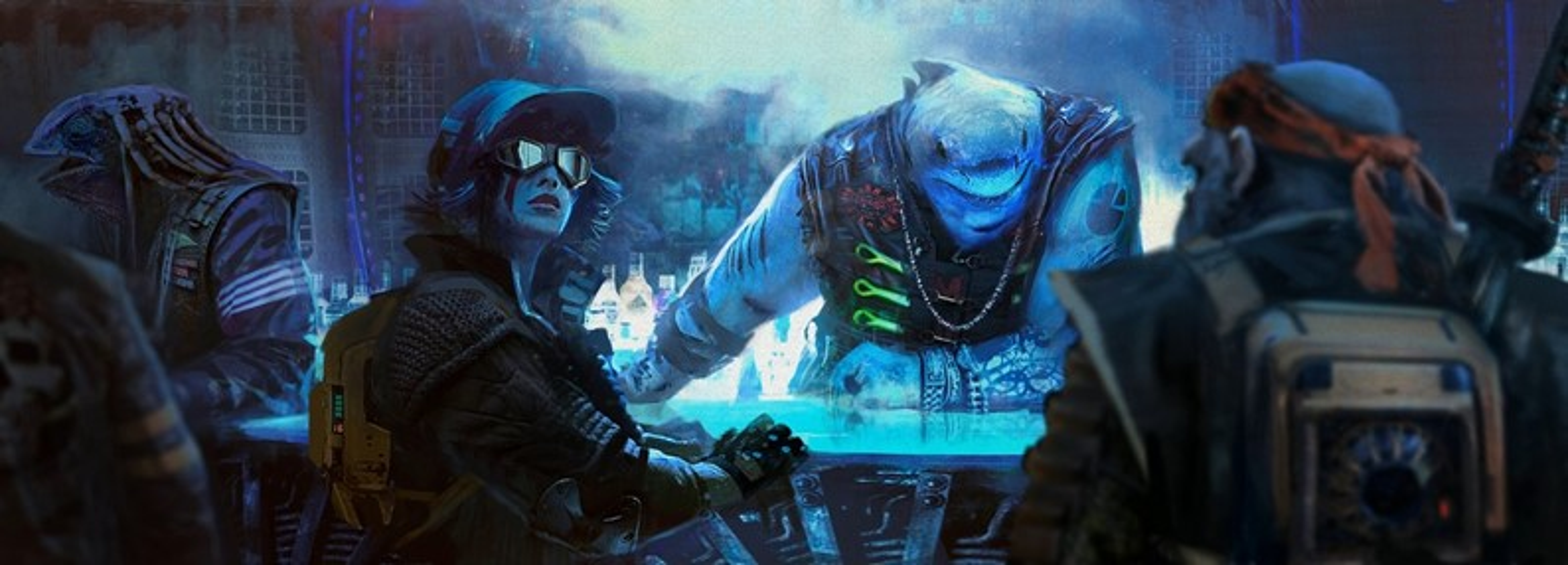 Beyond Good & Evil 2 revela imagens conceituais e temas de seu universo