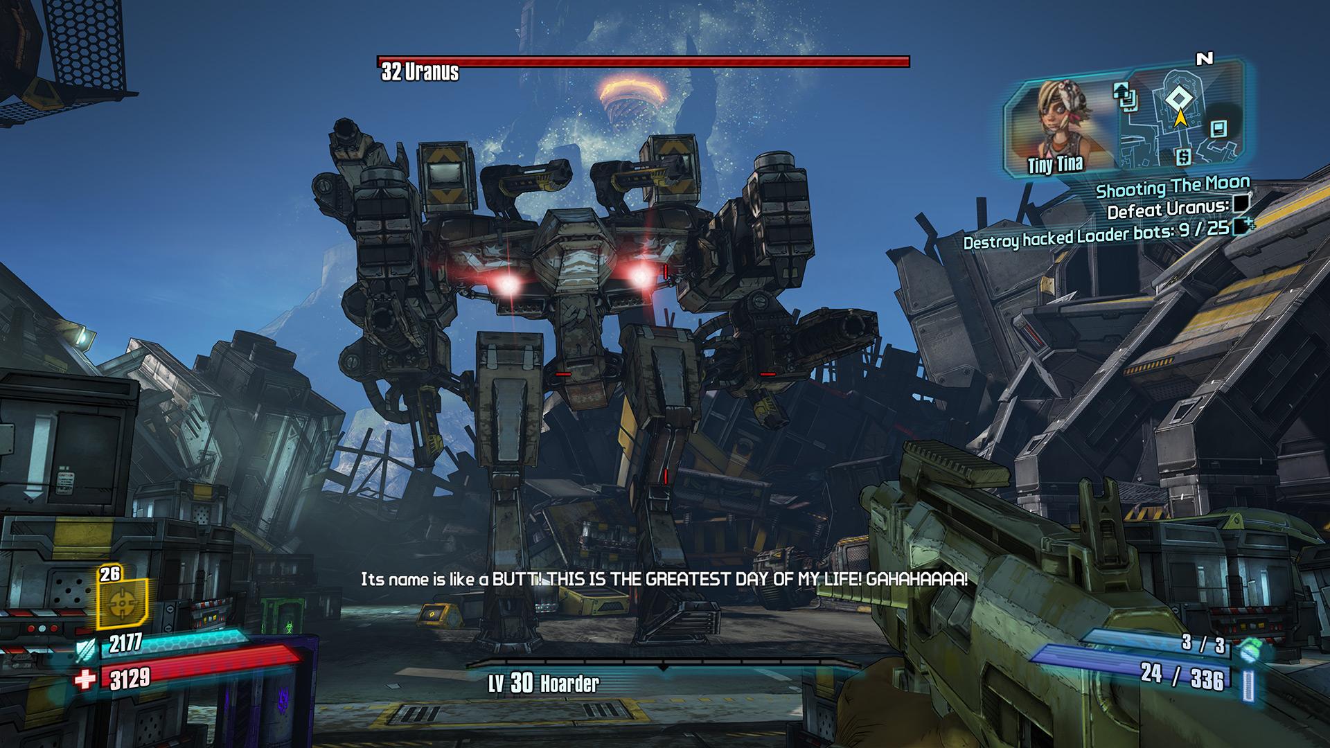 Borderlands 2: DLC de ligação com Borderlands 3 vaza novamente