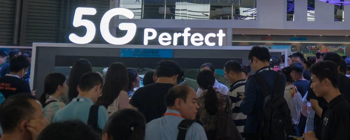 Imagem de: China libera licenças do 5G para operadoras e entra de vez no mercado