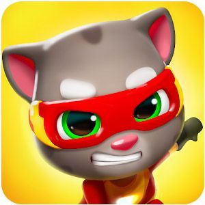Talking Tom Hero Dash Download Para Android Gratis