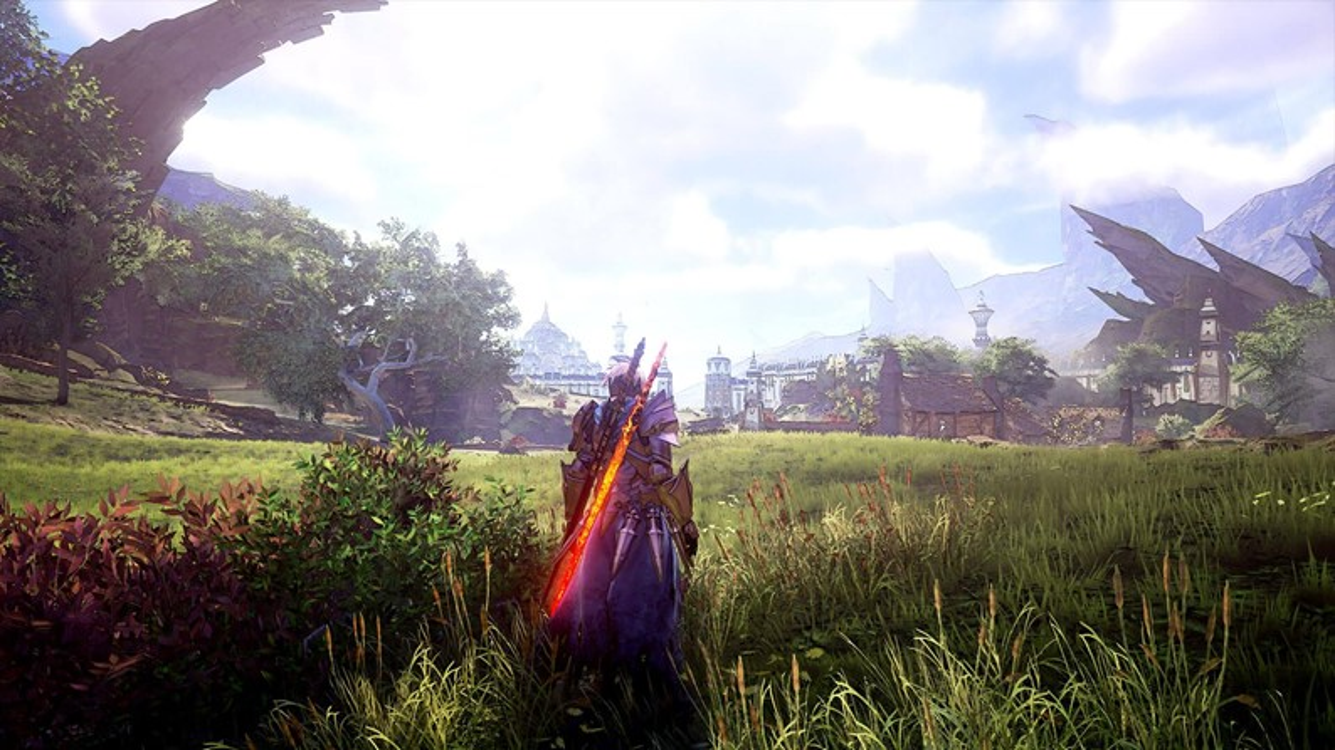 Tales of Arise vaza antes da E3 2019 e tem salto gráfico espetacular