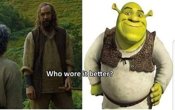 Você vai se surpreender com os paralelos que existem entre GoT e Shrek!
