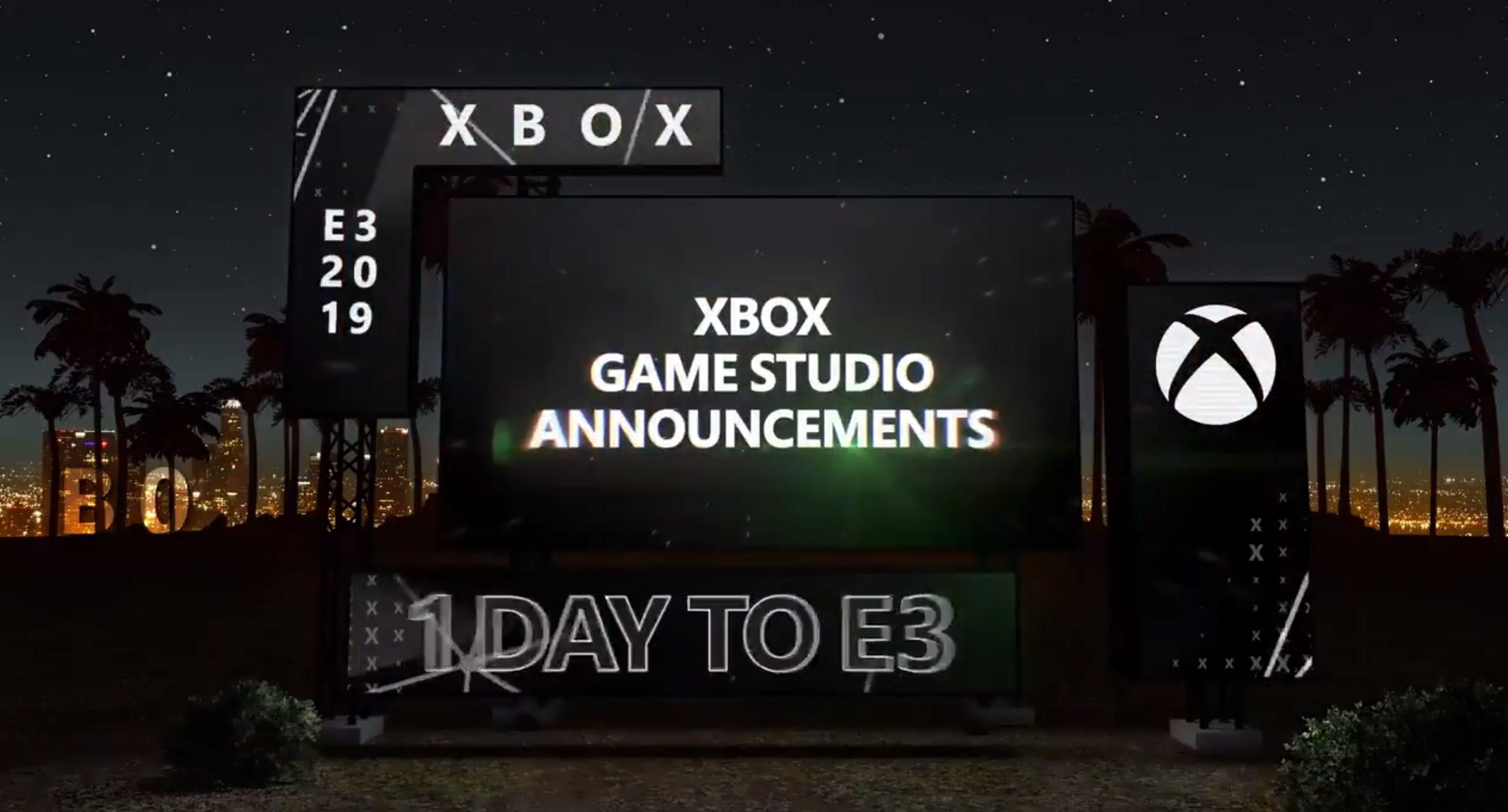 Xbox Scarlett ganha teaser da Microsoft às vésperas da E3 2019