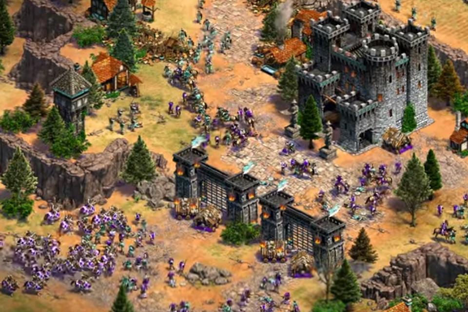 Age of Empires II: Definitive Edition ganha data de