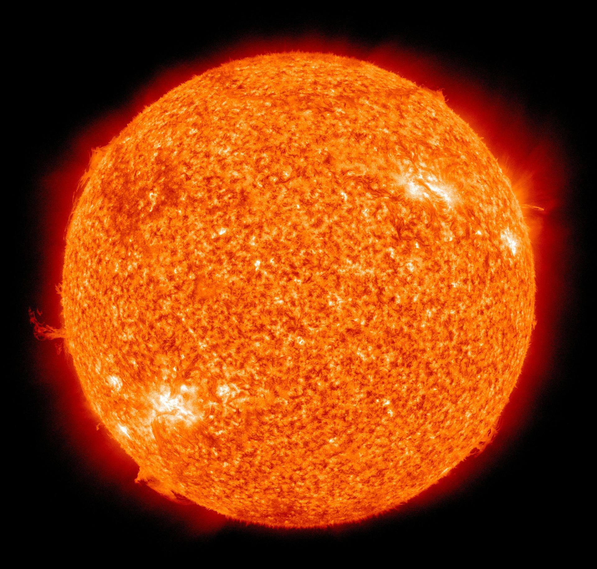 Fenômeno solar é observado em outra estrela e intriga pesquisadores