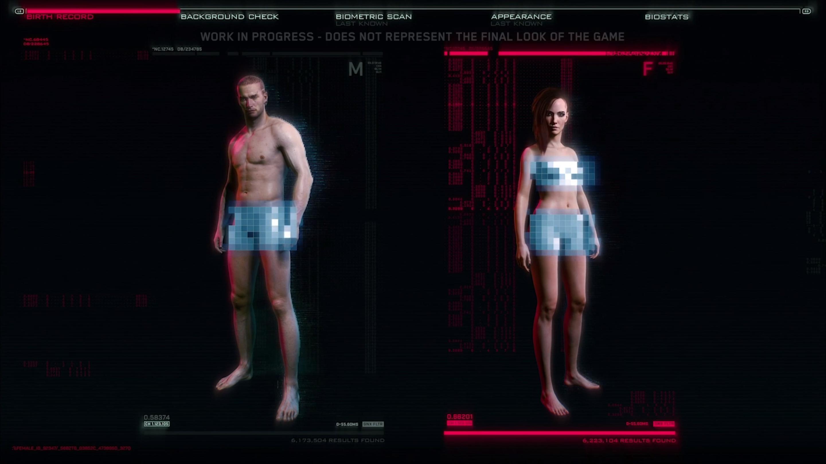 cyberpunk personagem