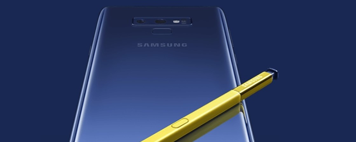 Galaxy Note 9 recebe atualização na câmera e ganha o Super