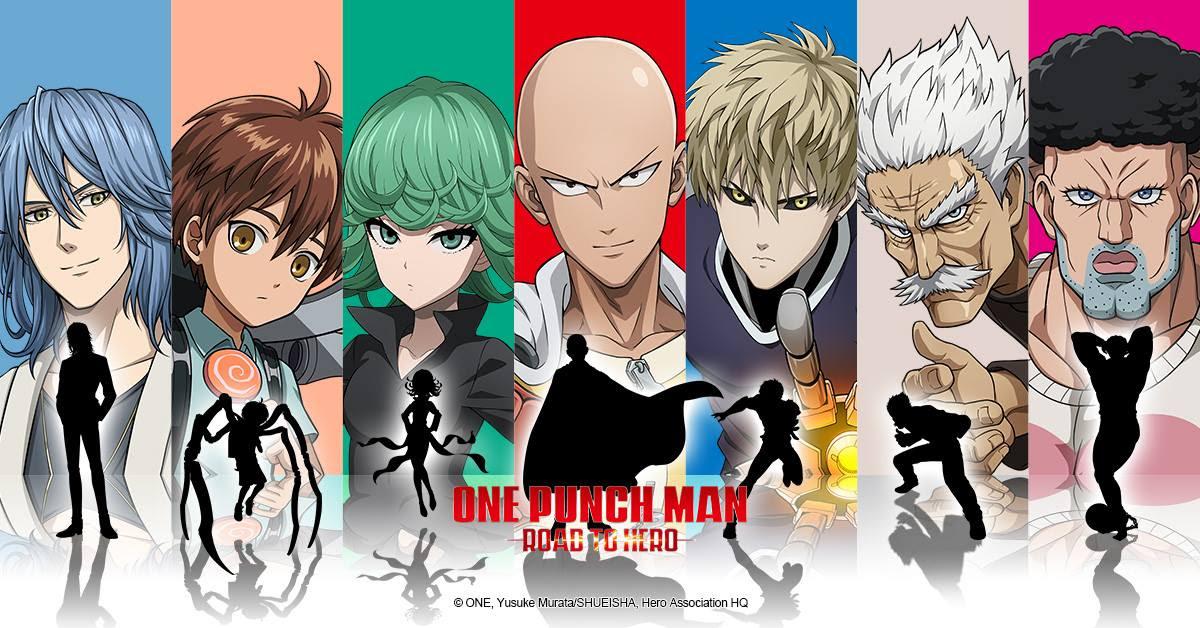 One Punch Man: Road to Hero ganha pré-inscrição para download