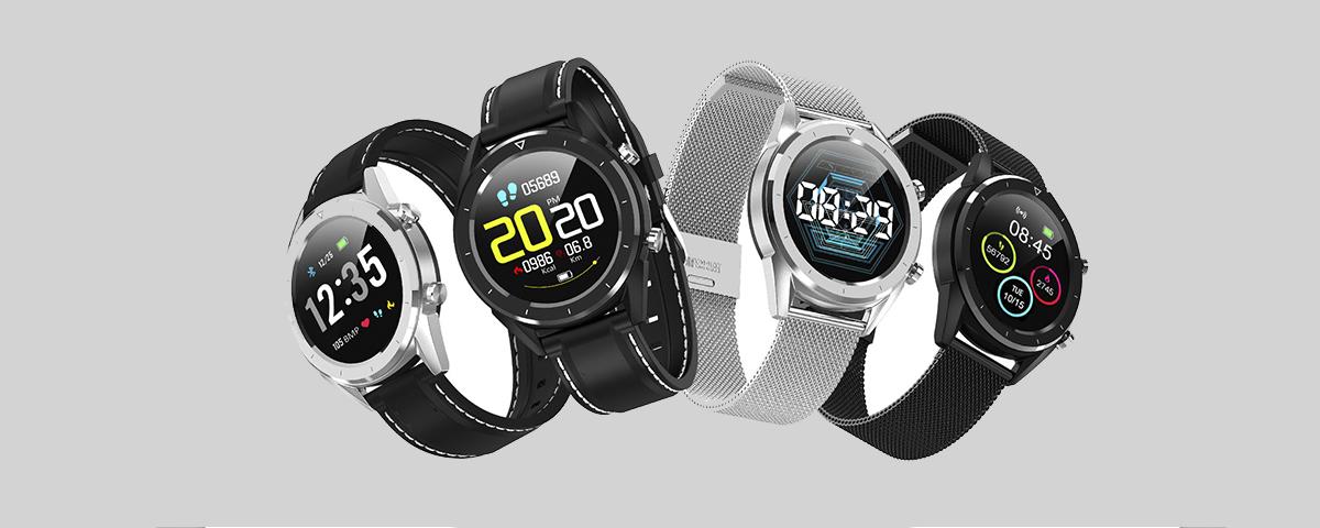 1e5d7894444f Imagem de: NO.1 DT 28 é um smartwatch baratinho para quem ainda não