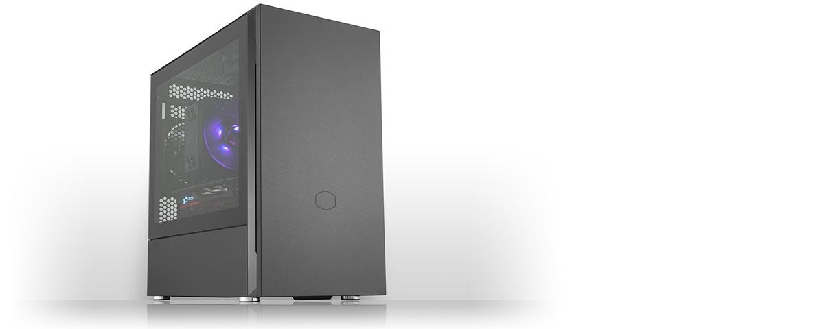 Imagem de: Cooler Master apresenta 2 novos gabinetes ultrassilenciosos