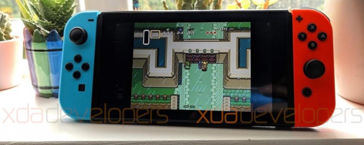 Imagem de: Android para Nintendo Switch ganha mais detalhes e novas imagens