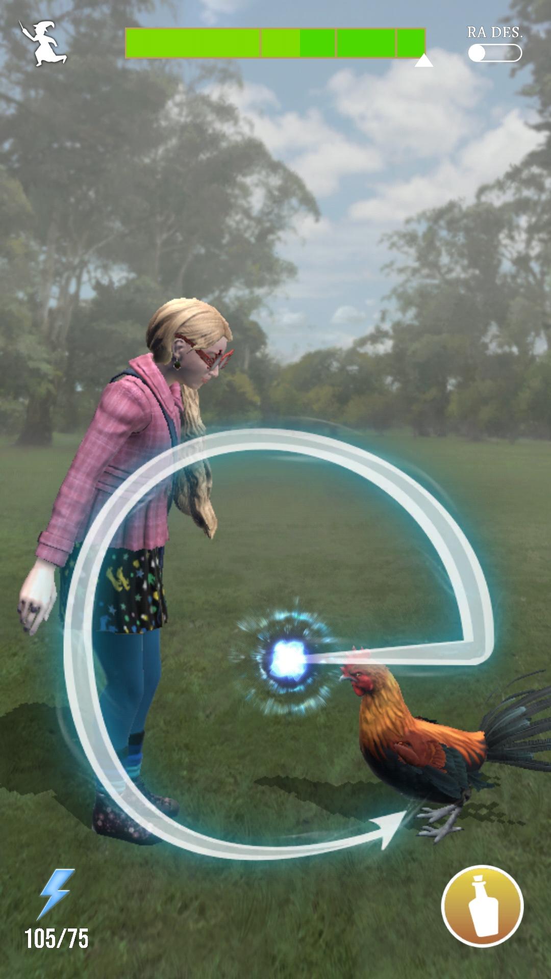 Wizards Unite - Imagem 1 do software
