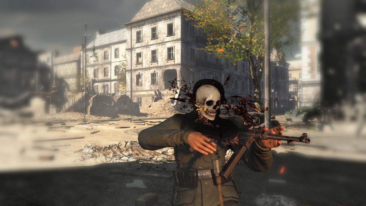 Sniper Elite V2 Remastered é divertido, mas mostra desgastes do tempo