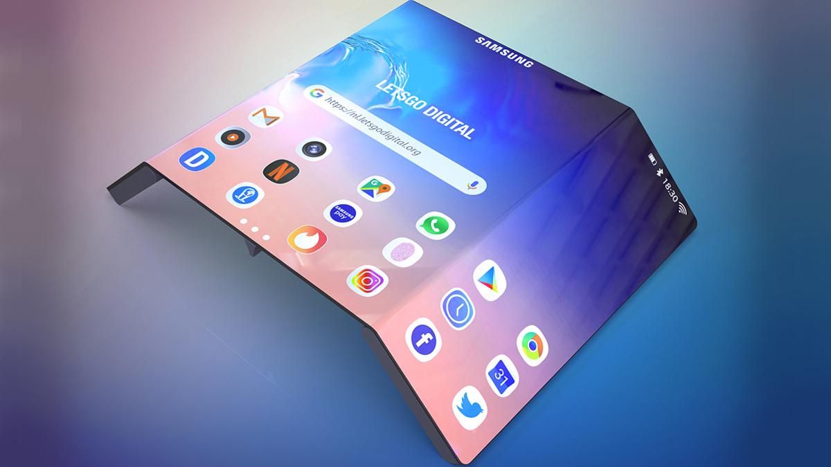 Galaxy Fold ainda não saiu, mas Samsung já deve trabalhar em próxima versão
