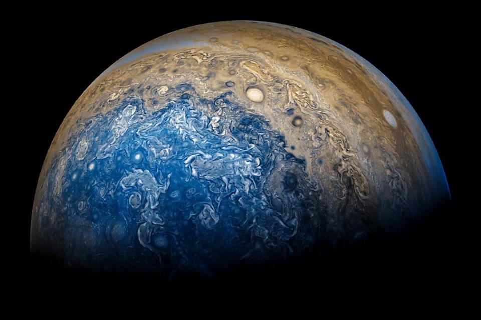 'Hidrogênio metálico', como presente em Júpiter, foi recriado aqui na Terra