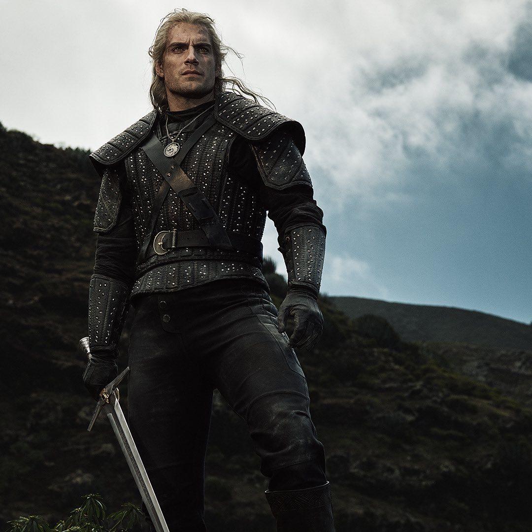 The Witcher da Netflix ganha novas imagens oficiais e conta no Twitter