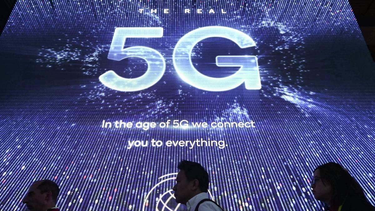 Teremos mais celulares com 5G do que 4G em 2023
