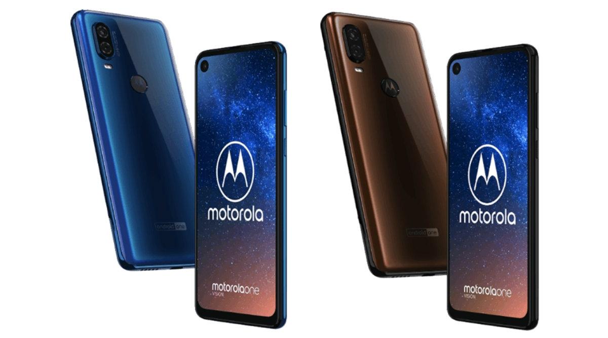 Motorola P50 é a versão chinesa do One Vision, mostra vídeo