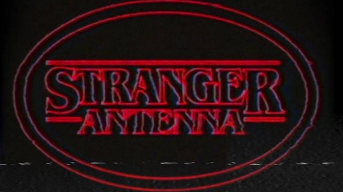 Stranger Antenna - Imagem 1 do software